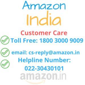 Amazon Customer Care India. Amazon toll free number. Contact amazon