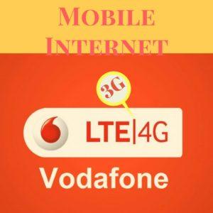 Vodafone 4G. Vodafone 3G. 4g speed, 4G/LTE