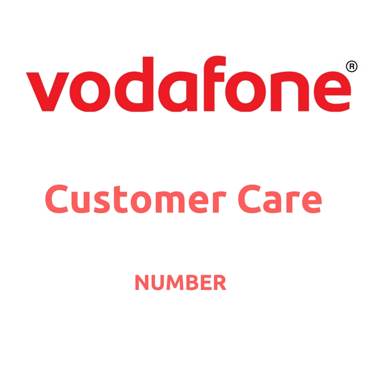 Vodafone Customer Care. Customer Care in New Delhi and Mumbai.